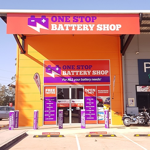One Stop Battery Shop store