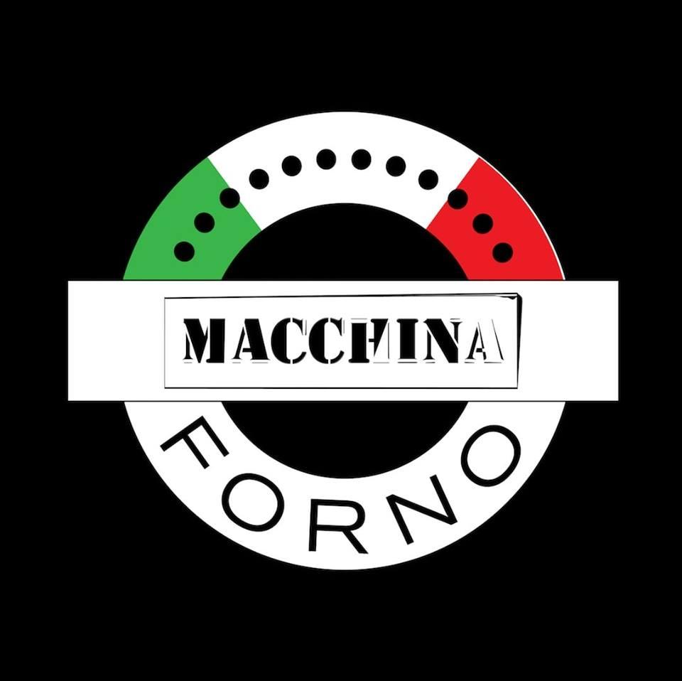 Macchina Forno Logo