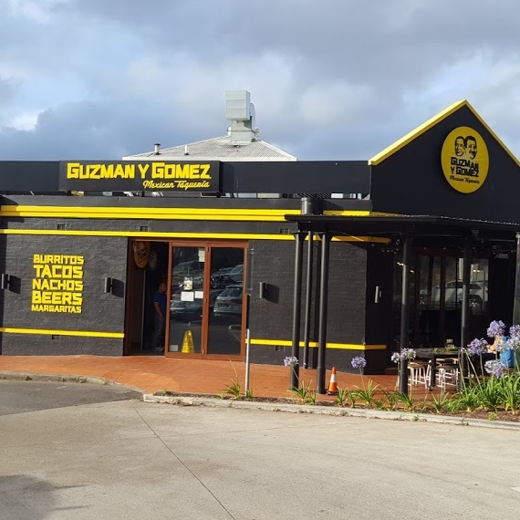 Guzman Y Gomez store