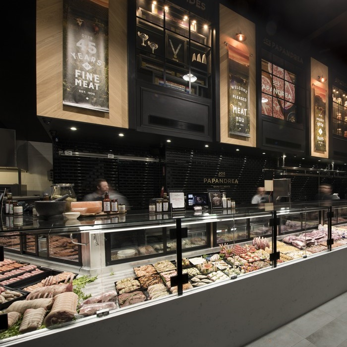 Joe Papandrea Quality Meats/Son of a Butcher store