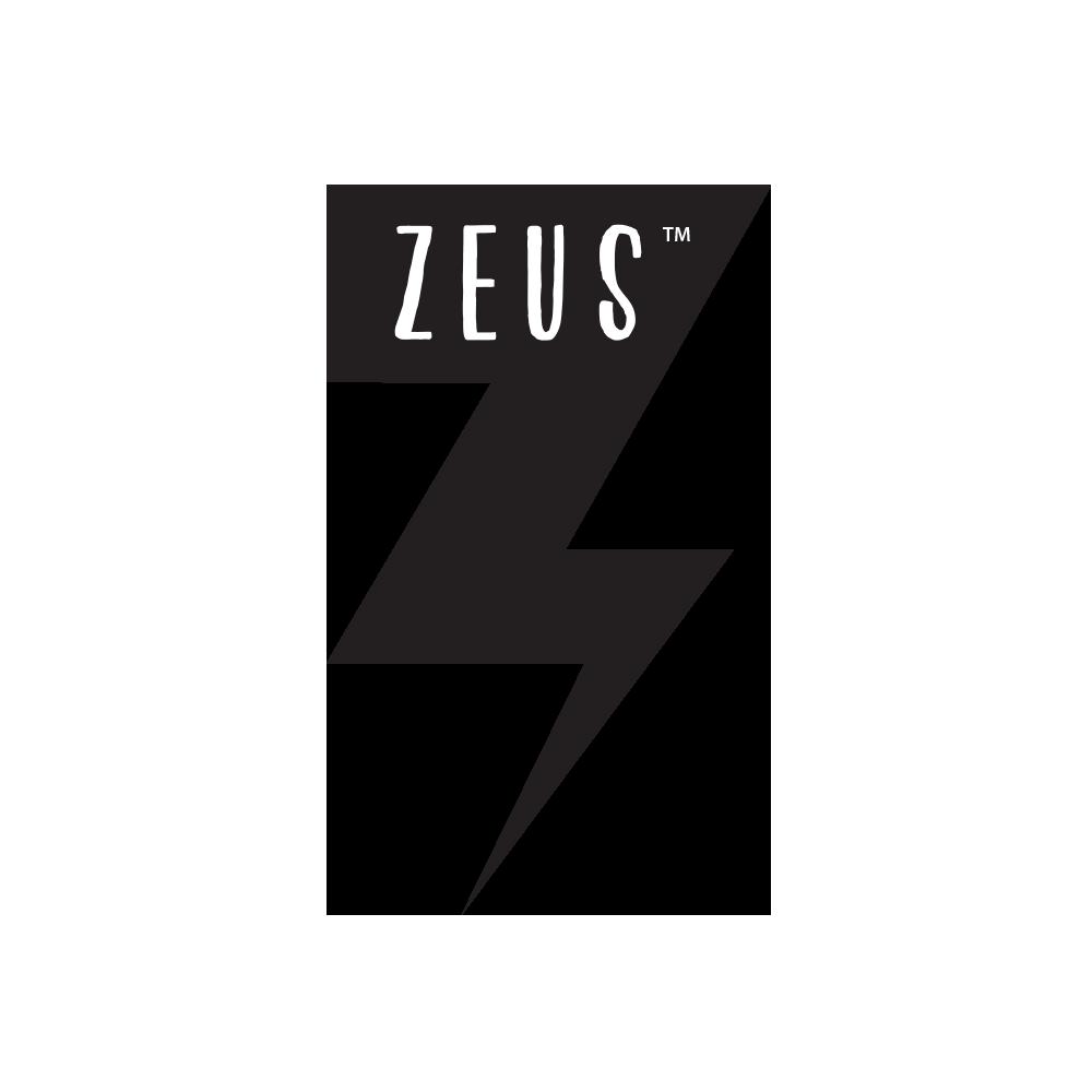 Zeus Street Greek Logo