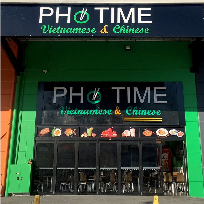 Pho Time store