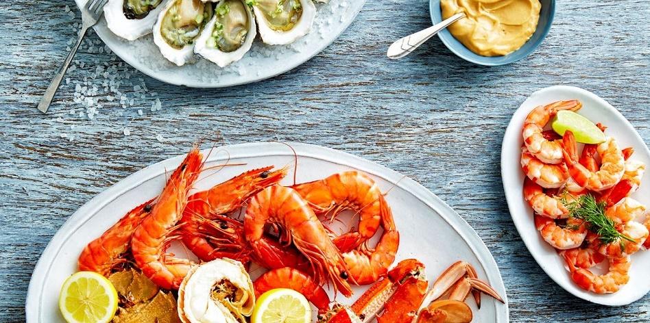 Sydney Fresh Seafood banner