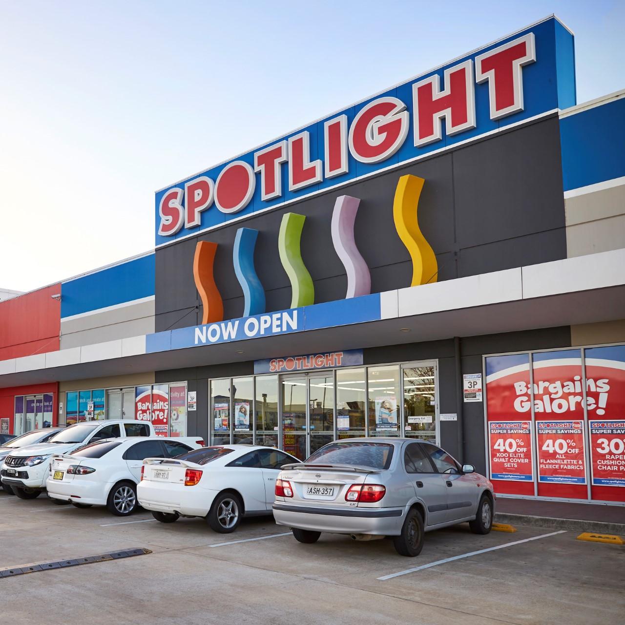 Spotlight store