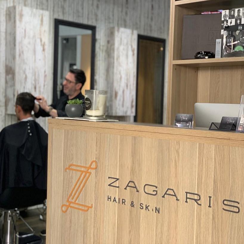 Zagari's Hair Salon | Baci Hair store