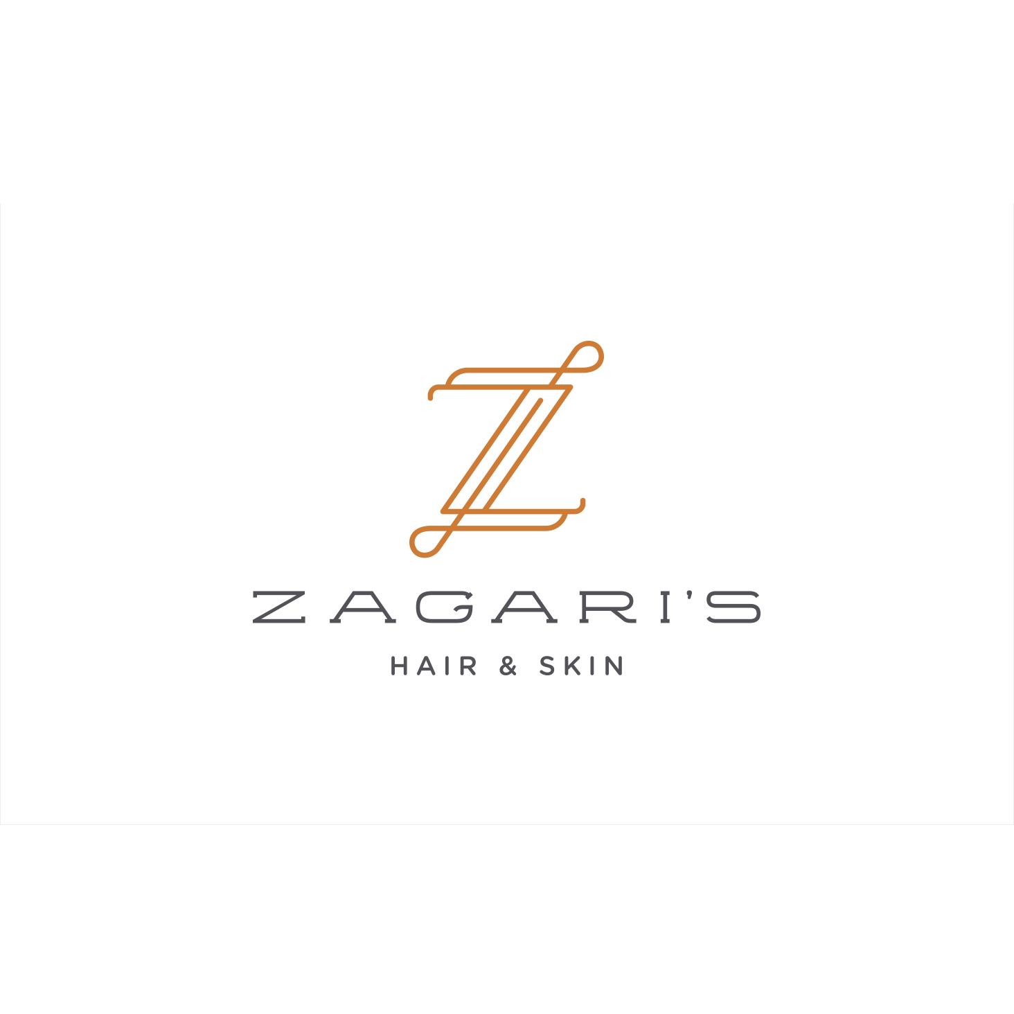 Zagari's Hair Salon Logo