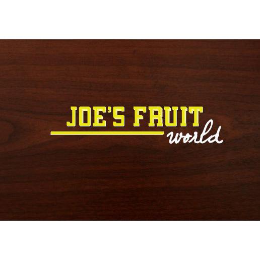 Joe's Fruit World Logo