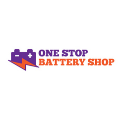 One Stop Battery Shop Logo