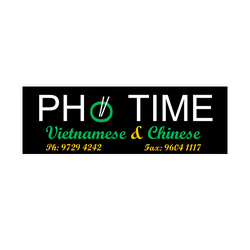 Pho Time Logo