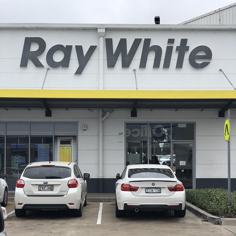 Ray White store