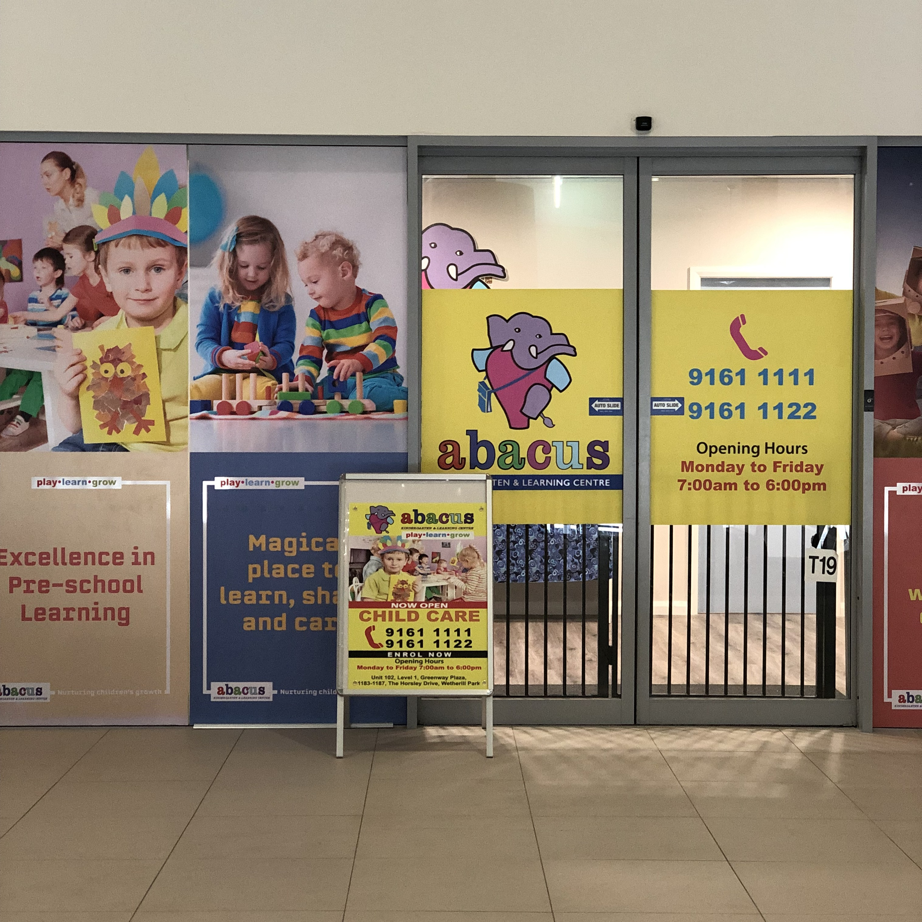 Abacus Kindergarten & Early Learning Centre store