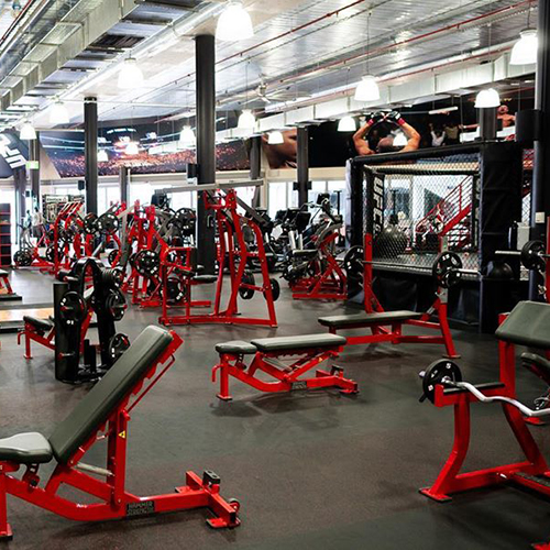 UFC Gym store