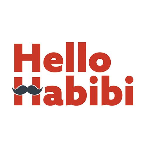 Hello Habibi Logo