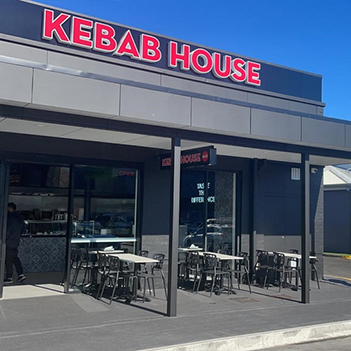 Kebab House store